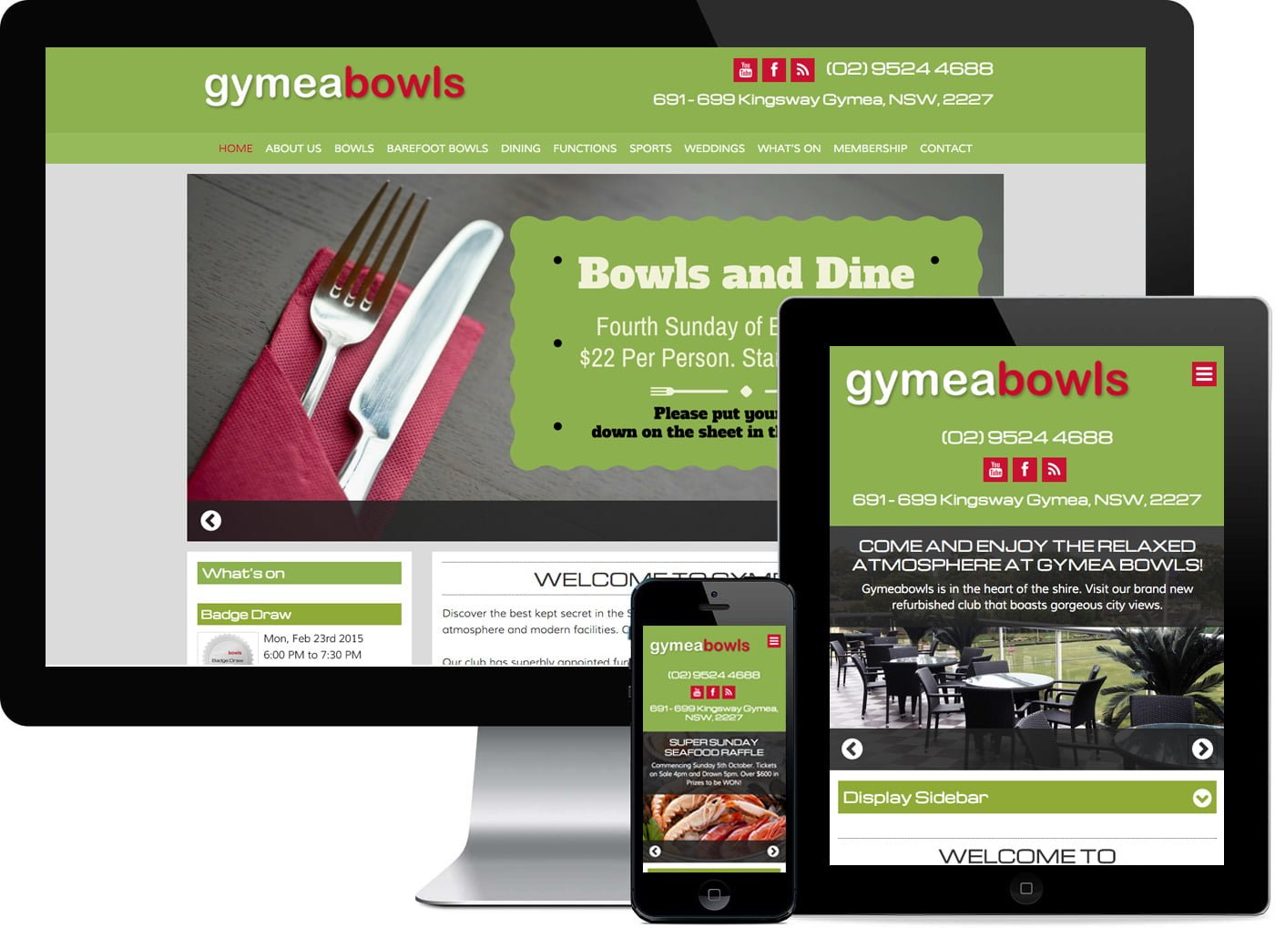 Gymea-Bowls